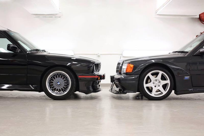 Illustration for article titled Which Would You Rather Have in Your Garage?