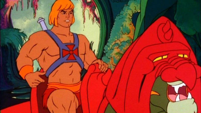 Illustration for article titled Columbia invites The Lone Ranger writer to come play with its He-Man movie