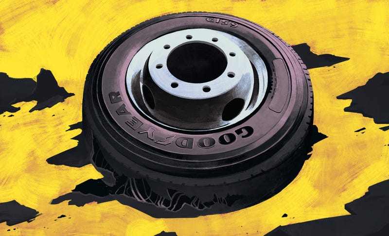 How Goodyear Hid Evidence Of The Worst Tire Made In History Linked