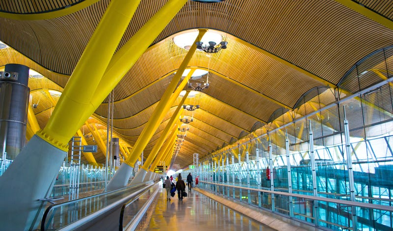 Illustration for article titled WiFi gratis e ilimitado para todos los aeropuertos españoles