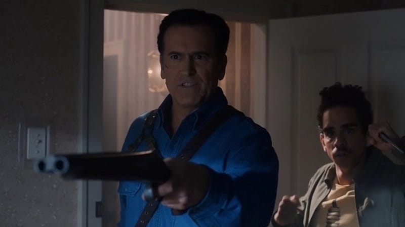 Illustration for article titled In a Perfect World, Ash vs. Evil Dead Would Be on Every Single Night