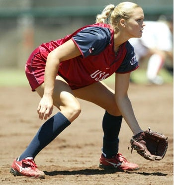Illustration for article titled Jennie Finch Retiring From Leisure Activity