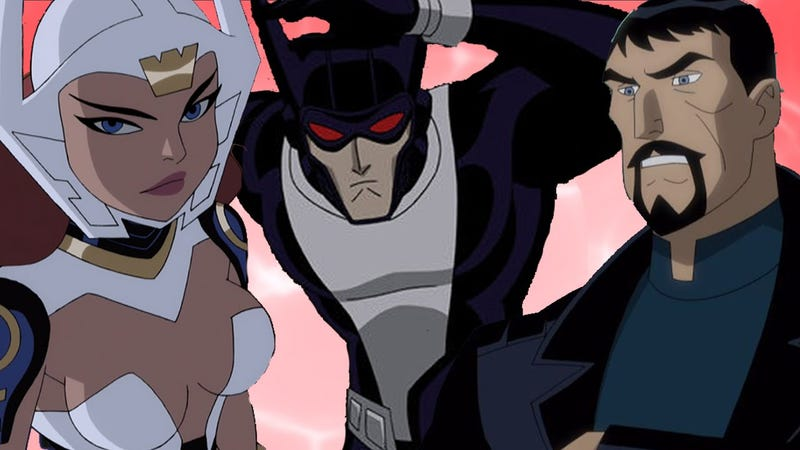 Illustration for article titled Justice League: Gods and Monsters. Anyone else seen it?