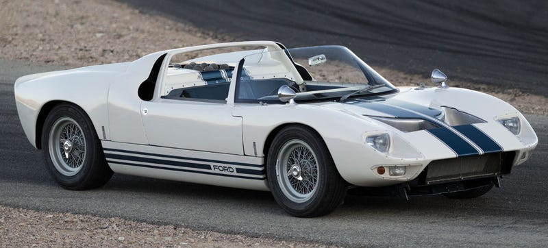 After All The Excitement About The New Ford Gt Going Racing As Early As This Year How About Going Back In Time By Hopping Into Gt  The Most Original