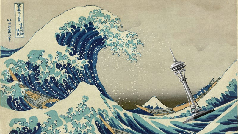 Illustration for article titled How To Survive The Cascadia Tsunami