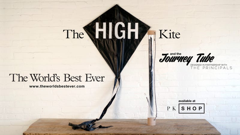 Illustration for article titled Let Your Stoner Flag Fly with the High Kite