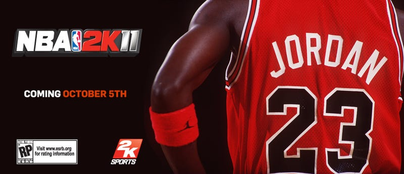 Illustration for article titled NBA 2K Was Trying to Get Jordan In-Game 'For Years'