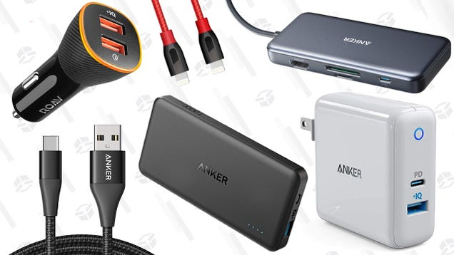 Anker s Gold Box Deal Is Here to Satisfy All of Your Charging Needs