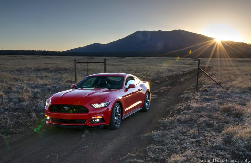 Your Ridiculously Awesome (New) Ford Mustang Wallpaper Is Here