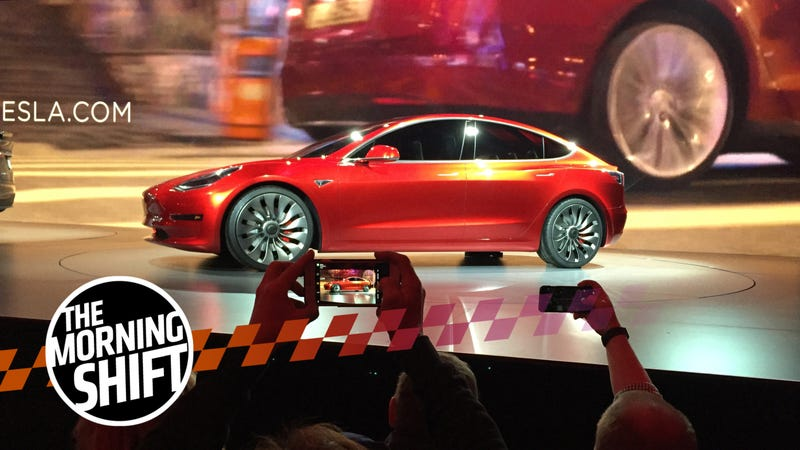 Illustration for article titled Elon Musk Takes Personal Charge Of Model 3 Production