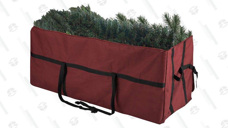 Elf Stor Heavy Duty Canvas Christmas Tree Storage Bag | $30 | Amazon