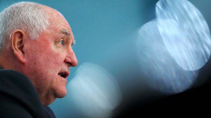 Agriculture Secretary Sonny Perdue announced the relocation in 2018, but not to where.