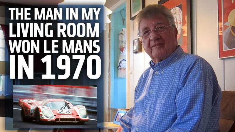 Illustration for article titled Motorsports Legend Explains How He Lost The 24-Hour Of Le Mans By One Second