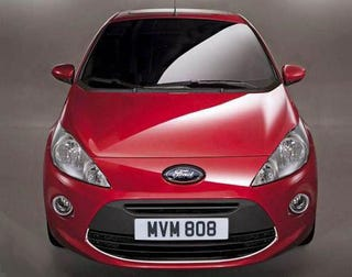 Illustration for article titled 2009 Ford Ka, Revealed!