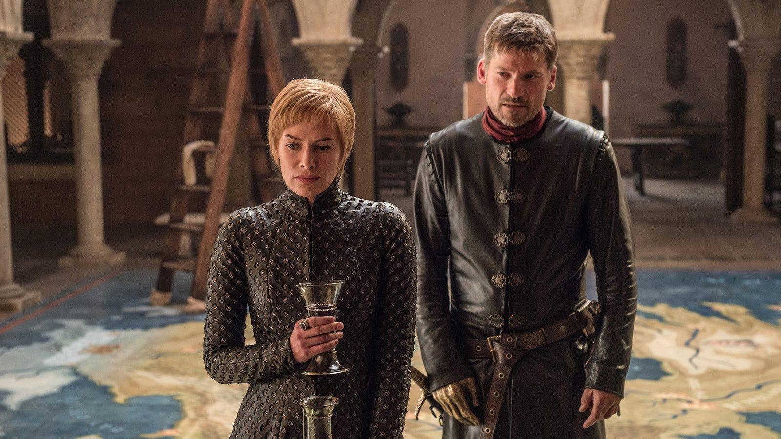 photo image Game of Thrones Is Back, and Things Are About to Get Very, Very, Very Bad