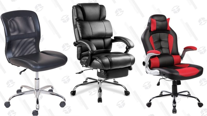 Treat Your Tush To The Discounted Office Chair Of Your Choice
