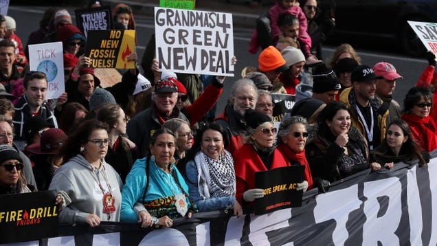Creating Our Legacies : The Elders Fighting for Climate Justice