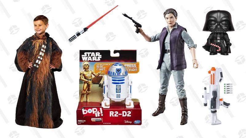 Star Wars Gold Box | Amazon