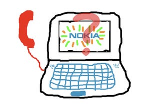 Illustration for article titled Nokia Wants to Make Laptops
