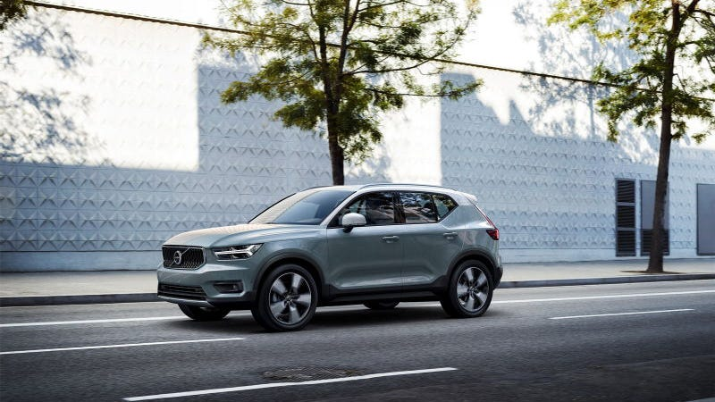 Illustration for article titled Volvo's Car Subscription Program Starts At $600 And Seems To Cover Pretty Much Everything