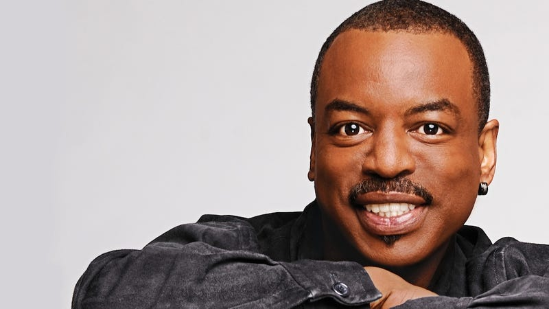 Illustration for article titled LeVar Burton Is Here and Ready to Answer All Your Questions!