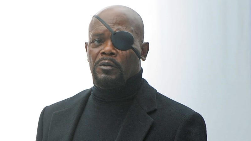 """A deleted version of Nick Fury's big Iron Man speech namechecked mutants and """"radioactive bug bites"""""""