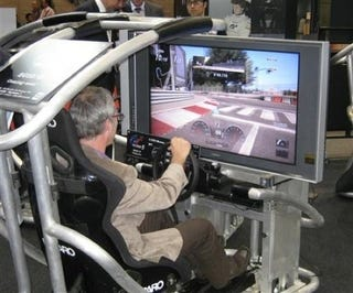 Illustration for article titled Toyota Exec: Realistic Video Games Make Cars Unnecessary