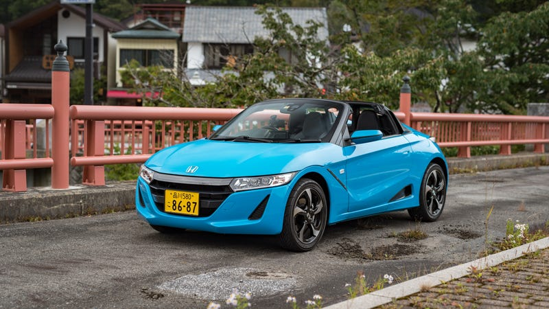 Illustration for article titled What Do You Want To Know About the Honda S660?