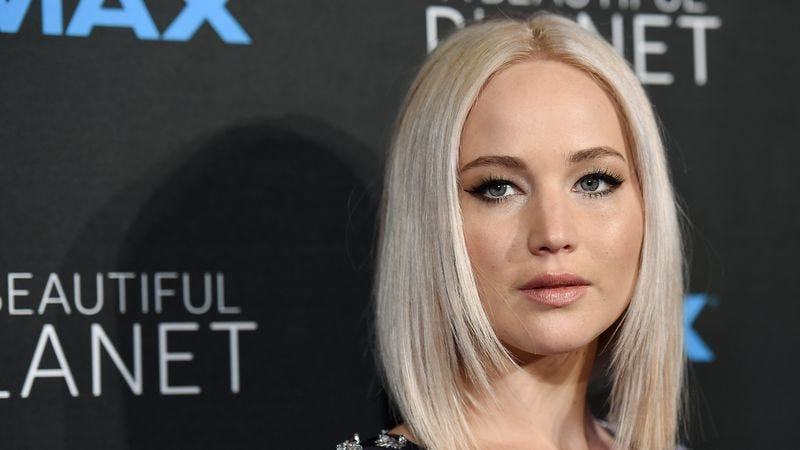 Jennifer Lawrence, one of the victims of the hack. (Photo: Jamie McCarthy/Getty Images)