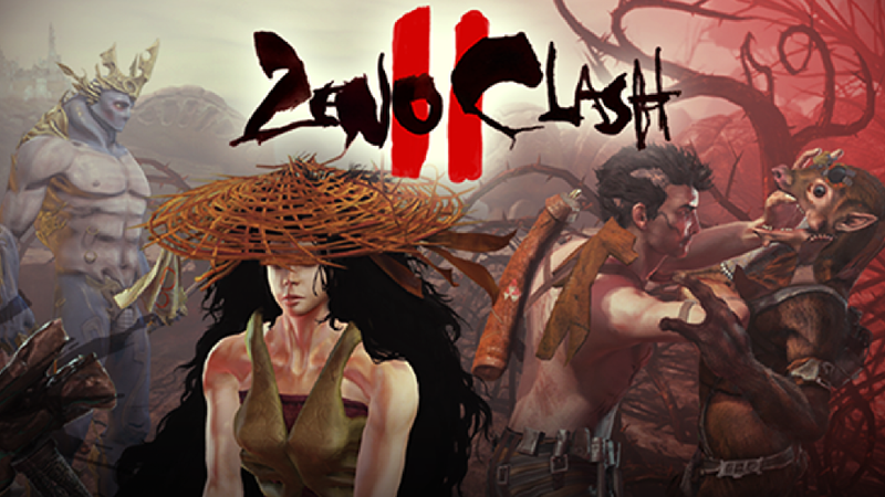 Illustration for article titled Azure Review: Zeno Clash II