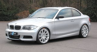 Illustration for article titled HARTGE Gives BMW 1-Series The Carbon Fiber It Was Missing