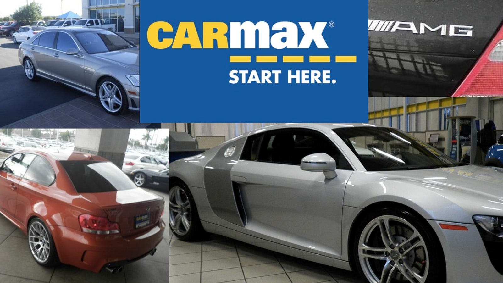 The Six Best Unreliable Cars You Can Buy From CarMax