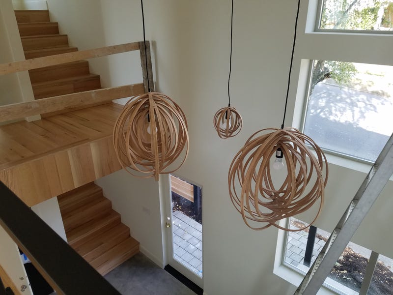 Illustration for article titled Wood balls.