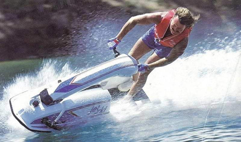Kawasaki Stand Up Jet Ski Sx R