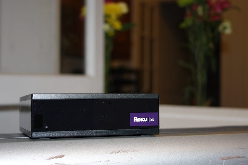 Illustration for article titled Roku HD-XR Hands On: Where's Roku Going With This?