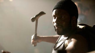 "Illustration for article titled The Walking Dead's Tyreese ""has a hammer, and he knows how to use it,"" promises Chad L. Coleman"