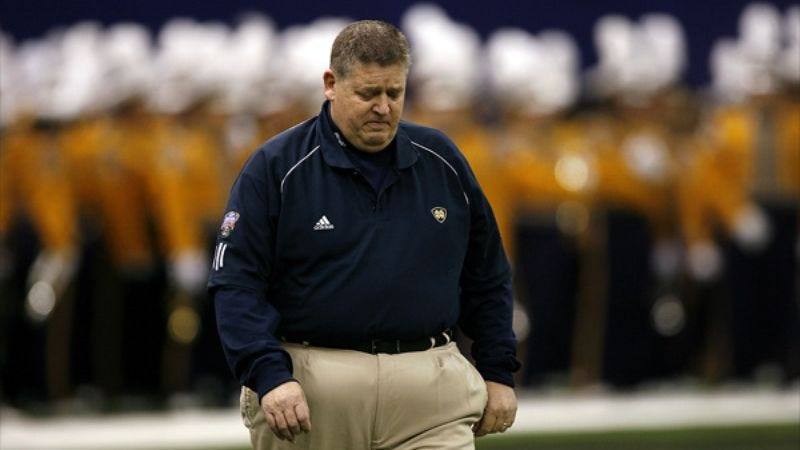Illustration for article titled Florida Names Charlie Weis New Fat Offensive Coordinator