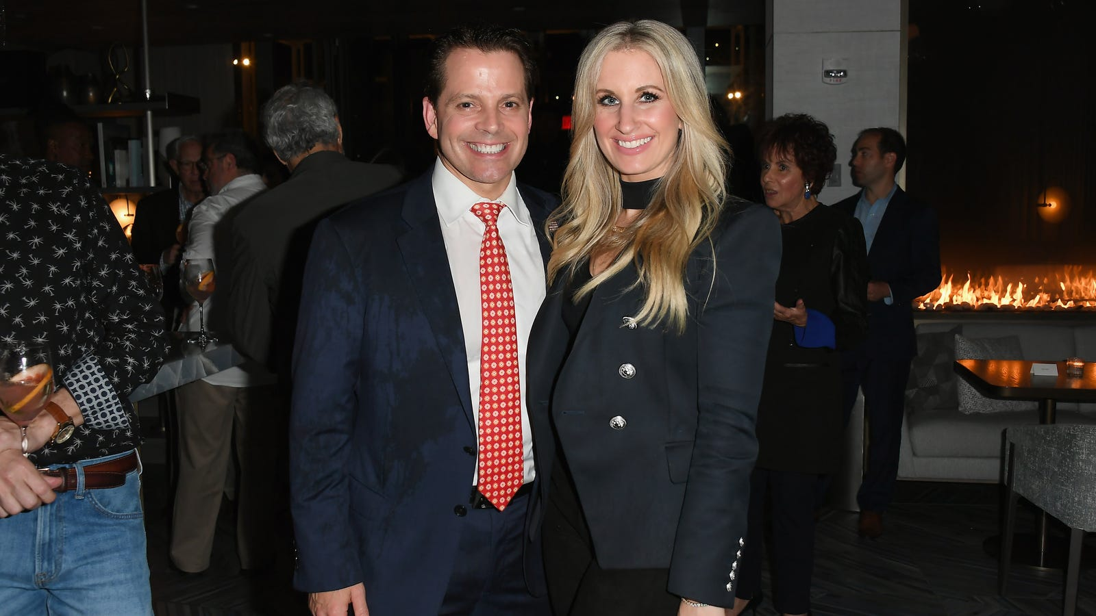 Anthony Scaramucci's Wife Is Allegedly Joining the Real Housewives