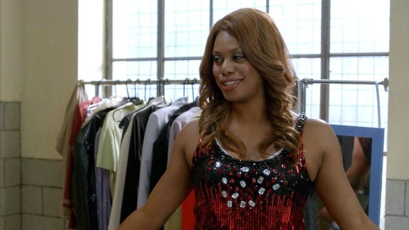Illustration for article titled Laverne Cox is the new Tim Curry in Fox's Rocky Horror remake