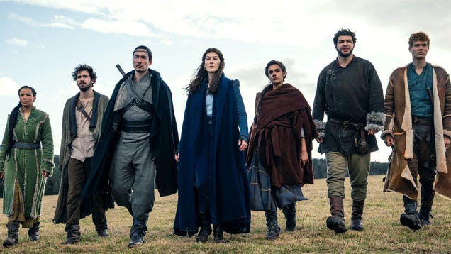 The Wheel of Time s First Trailer Brings Robert Jordan s Fantasy World to Life