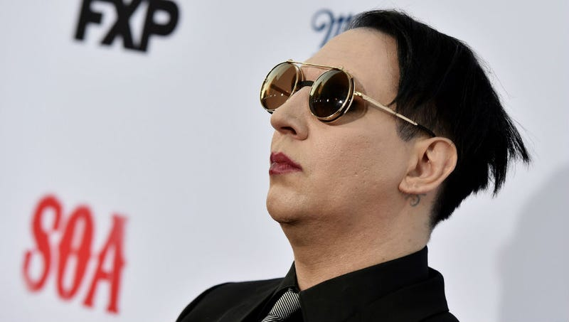 Illustration for article titled Marilyn Manson Denies Involvement With Lana Del Rey Rape Scene