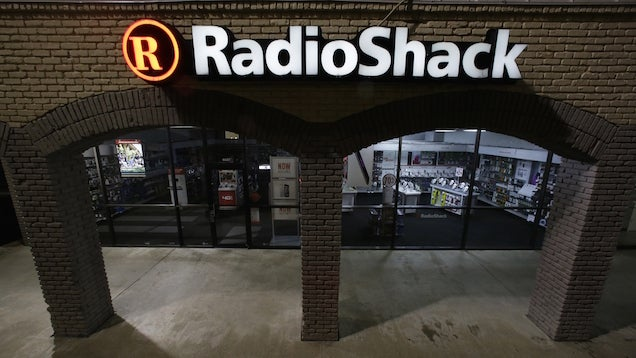Broke and Desperate RadioShack Wants to Sell Your Info to Highest Bidder