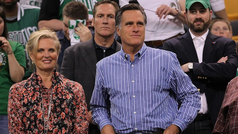 Illustration for article titled Sisters of Boy Mitt Romney Bullied Horrified by News of Cruel 'Pranks'