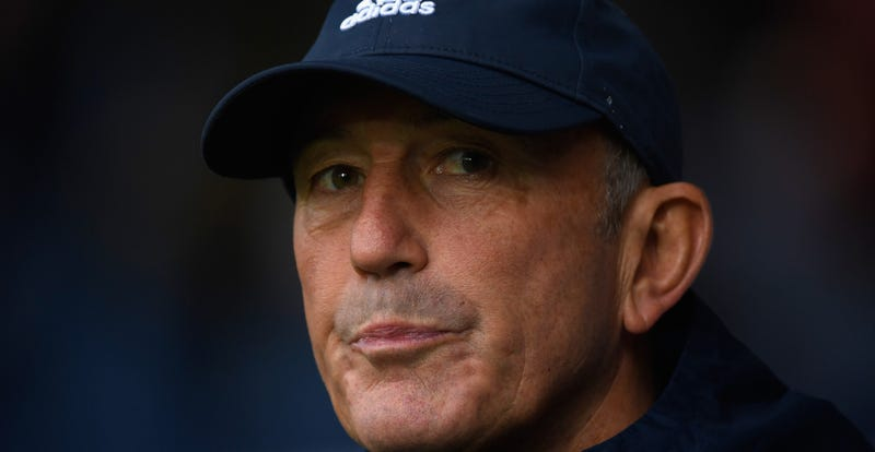 West Brom fires West Brom with team in relegation danger