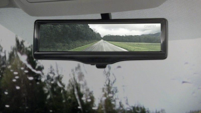 Illustration for article titled Las cámaras traseras en el coche serán obligatorias en Estados Unidos