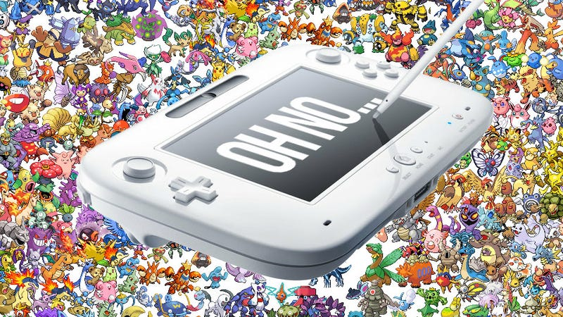 Illustration for article titled How the Wii U and Pokémon Could Destroy Wallets Worldwide