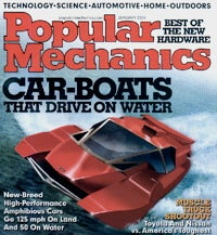 Illustration for article titled Detroit Auto Show: The Post Where We Make Fun Of Popular Mechanics