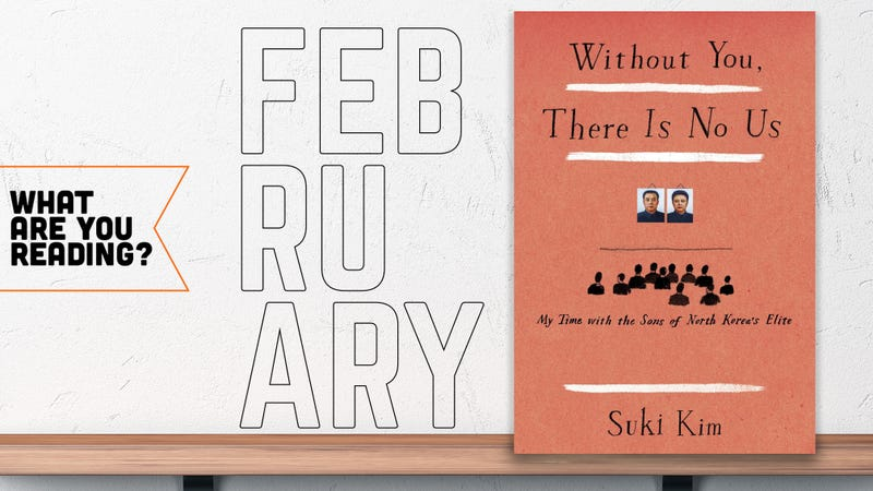 Illustration for article titled What are you reading in February?