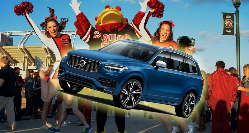 Illustration for article titled Volvo Will Build Its First American Plant In South Carolina