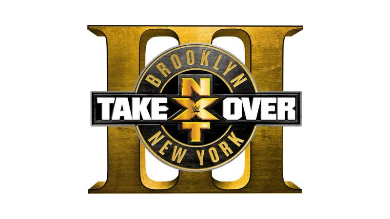 Illustration for article titled Top to bottom, NXT TakeOver Brooklyn delivered, baybeh